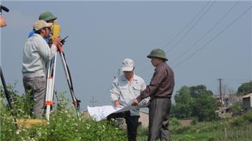 Hướng dẫn thủ tục đo đạc, xác định lại ranh giới đất
