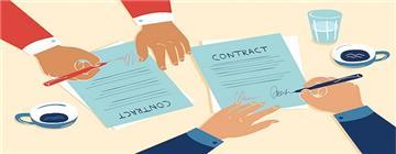 Mẫu Hợp đồng lao động chi tiết dùng cho mọi ngành nghề