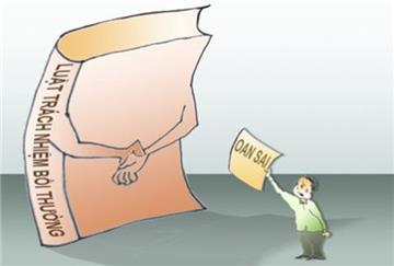 Mức bồi thường trong những vụ án oan, sai mới nhất