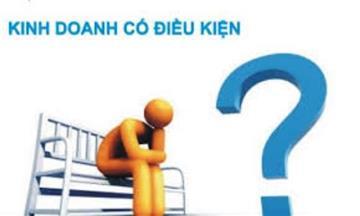 23 ngành nghề kinh doanh có điều kiện về an ninh trật tự