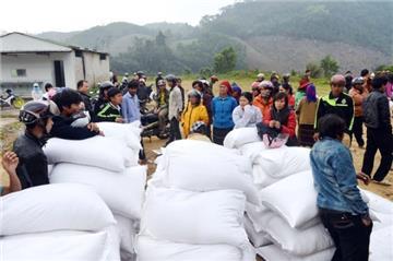 10 tỉnh được hỗ trợ gạo cứu đói dịp Tết Nguyên đán 2020
