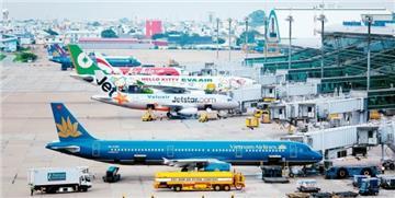 Giảm phí, lệ phí nhiều dịch vụ hàng không đến hết năm