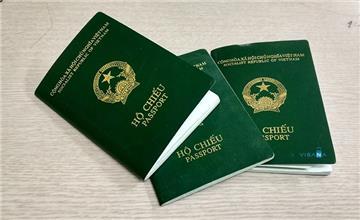 Đến hết năm 2020, lệ phí cấp hộ chiếu chỉ còn 160.000 đồng