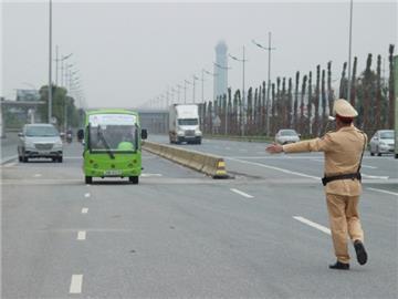 Từ 05/8, CSGT cấp huyện được tuần tra, xử phạt trên quốc lộ