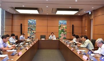 Trước 07/02/2021, hoàn thành việc thành lập Ủy ban bầu cử các cấp