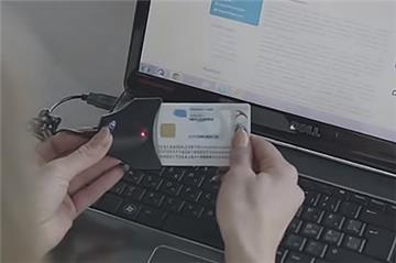 Căn cước công dân gắn chip có thể thay thế hộ chiếu