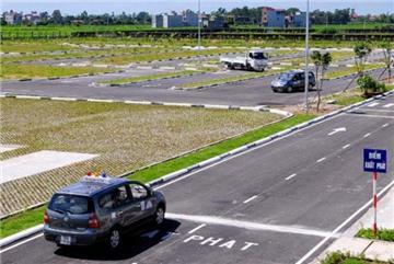 TP.HCM đào tạo, sát hạch lái xe trở lại từ 01/3/2021