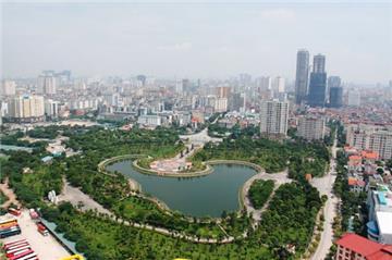 Điều chỉnh địa giới hành chính 3 quận ở Hà Nội từ 01/7/2021