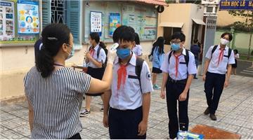 Chính thức: Đã có lịch nghỉ học tập trung của học sinh TPHCM