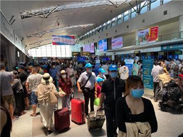 Hà Nội: Đến Đà Nẵng từ 01/5/2021 phải cách ly tại nhà 21 ngày