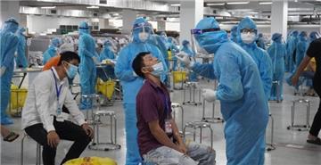 Người được ưu tiên tiêm vắc xin Covid-19 trong khu công nghiệp