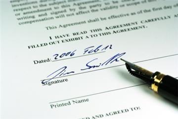 Chi nhánh, văn phòng đại diện có được ký kết hợp đồng không?