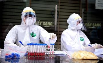Thêm 136 ca nhiễm Covid-19, Việt Nam có tổng 515 ca trong ngày