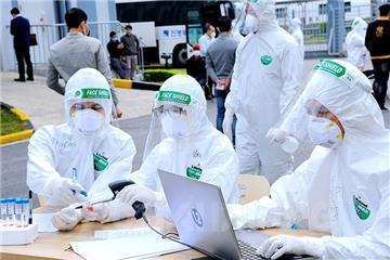 Thêm 95 ca nhiễm Covid-19 trong nước tại 10 tỉnh, thành