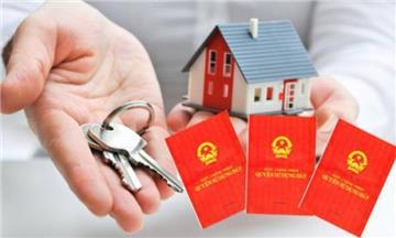 Nhà đất mua bán bằng giấy viết tay có được đăng ký thường trú?