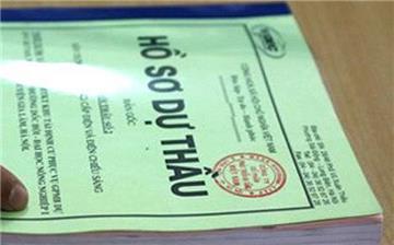 Hồ sơ dự thầu gồm những loại giấy tờ gì? Có mấy bản?