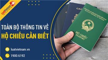 Hộ chiếu là gì? Tất tần tật thông tin người dân cần biết