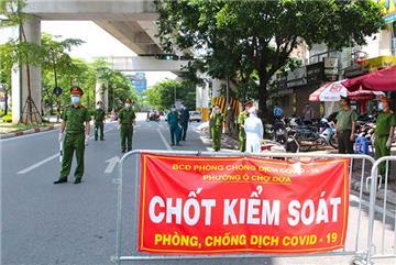 Hà Nội duy trì 22 chốt kiểm soát ở cửa ngõ ra, vào Thành phố