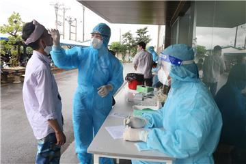Ngày 26/10: Có 3.595 ca mắc Covid-19 tại TP HCM, Hà Nội và 47 tỉnh, thành