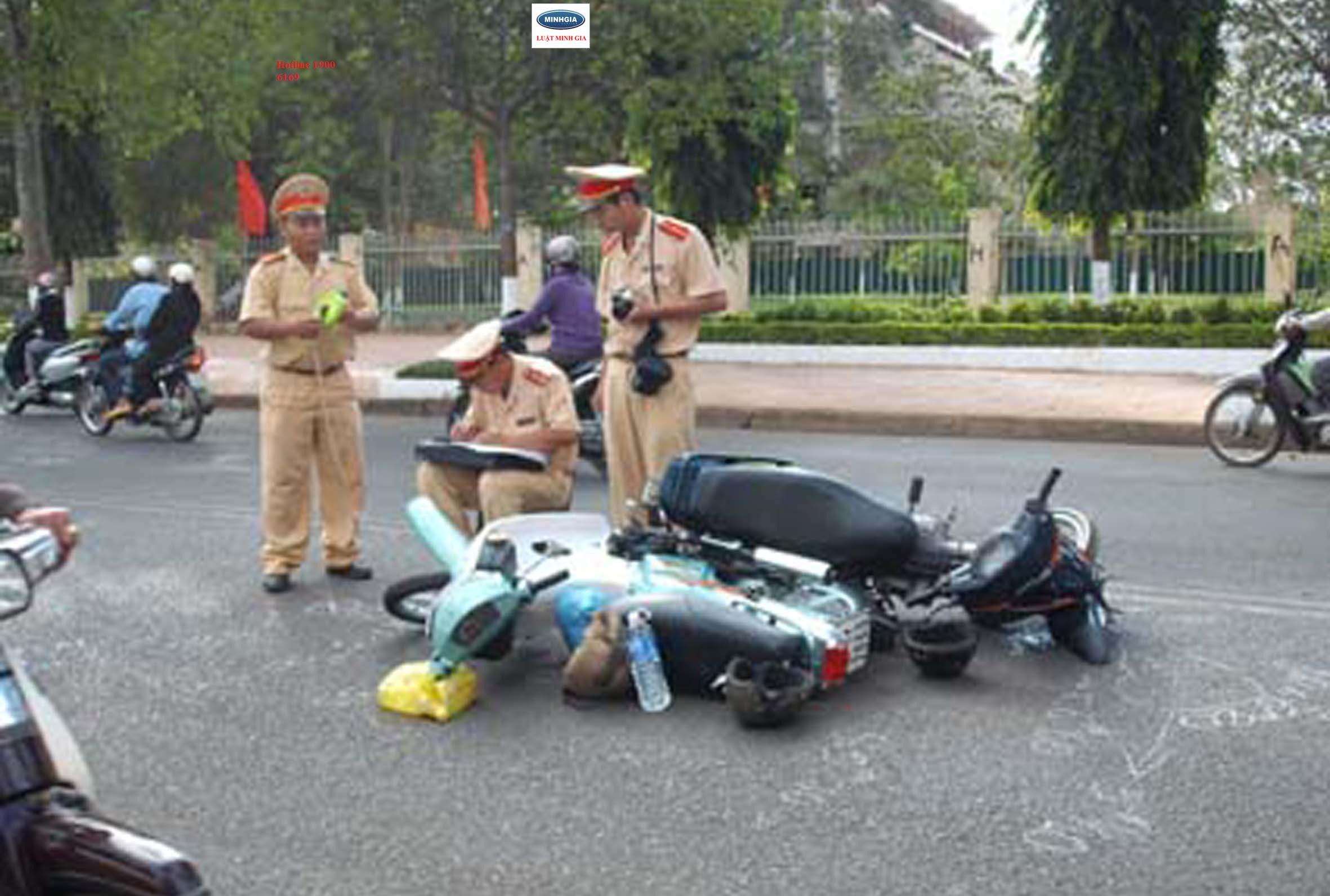 Thời hạn tạm giữ xe khi xảy ra tai nạn giao thông