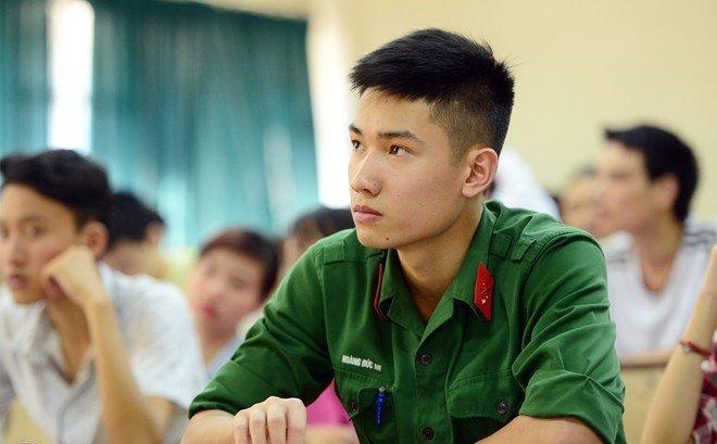 Kéo dài thời gian sơ tuyển các trường quân đội