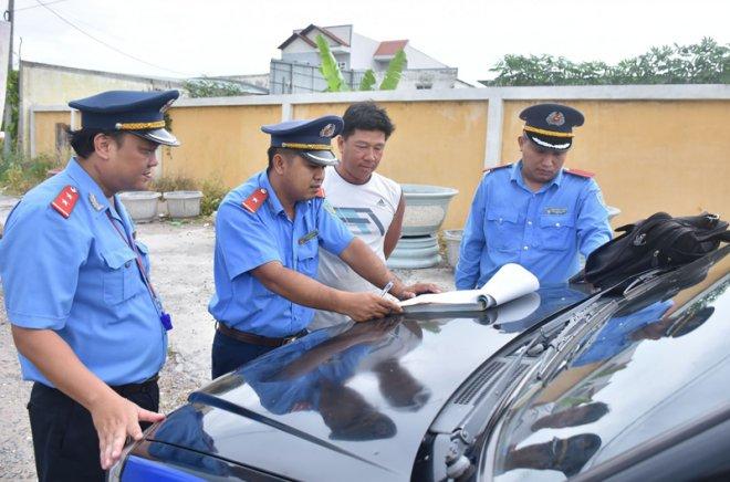 Thanh tra giao thông 'vòi tiền' người vi phạm bị buộc thôi việc