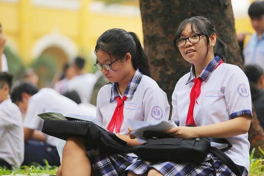 Chính thức: Hà Nội bỏ môn thi thứ 4 tuyển sinh lớp 10 năm học 2019 - 2020