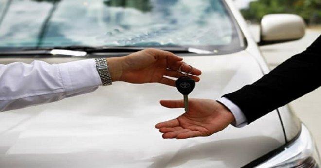 Tự ý cho thuê ô tô công, phạt đến 20 triệu đồng