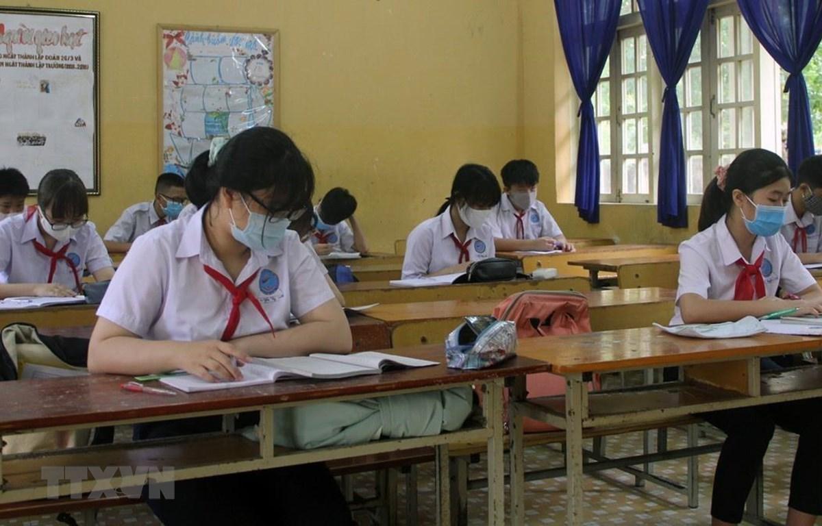 Chính thức: Đã có lịch đi học trở lại của học sinh Hà Nội