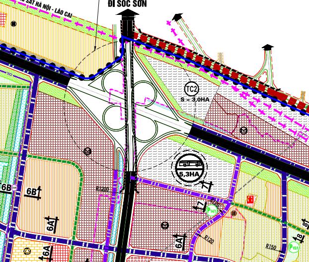 Hà Nội duyệt Quy hoạch xây dựng Bến xe Đông Anh