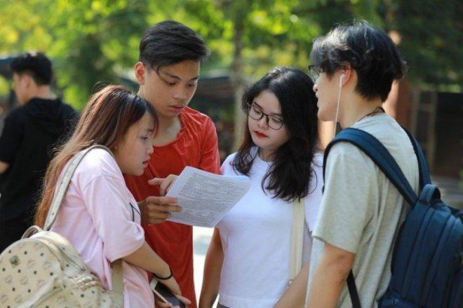 quy chế tuyển sinh đại học 2020