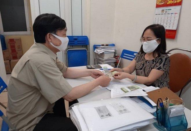 Hà Nội tiếp tục hỗ trợ người gặp khó khăn do Covid-19 đợt 2