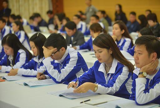 Học sinh, giáo viên đối thoại với Hiệu trưởng ít nhất 01 lần/năm