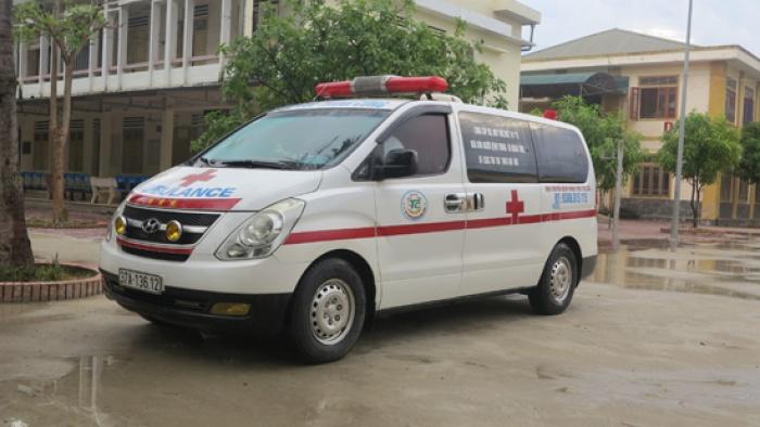 Bệnh viện dưới 50 giường chỉ được có 1 xe cứu thương