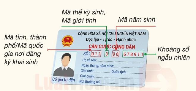 thay Sổ hộ khẩu bằng số định danh cá nhân