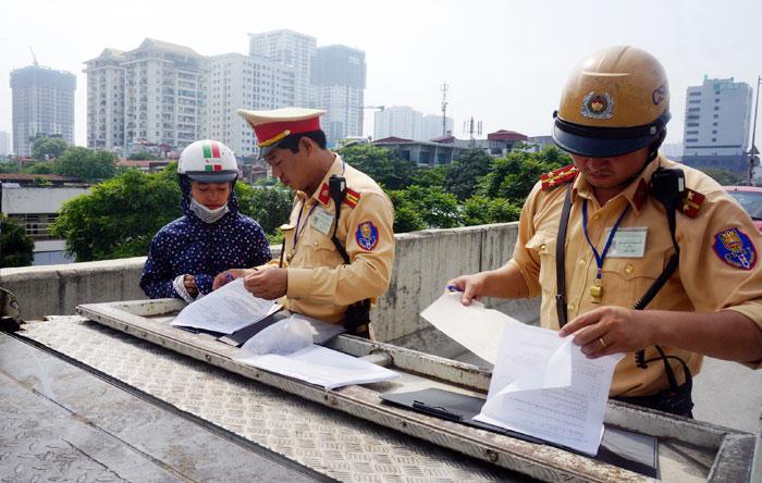Thời hạn nộp phạt vi phạm giao thông để không bị phạt