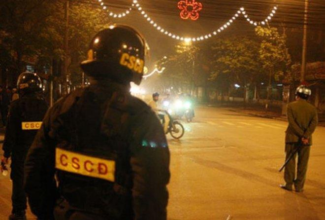 Tháng 6, cảnh sát cơ động, 141 tăng cường hoạt động
