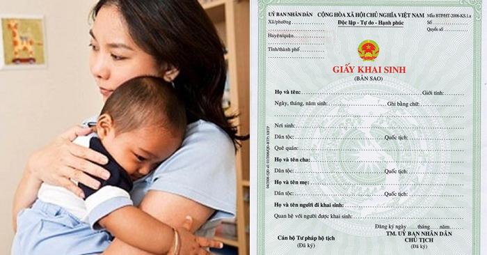 Trẻ sinh ra có được theo quê quán của mẹ?