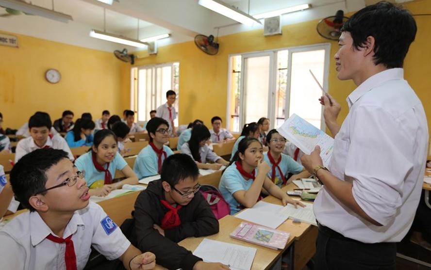 Hà Nội xét tuyển giáo viên hợp đồng vào viên chức