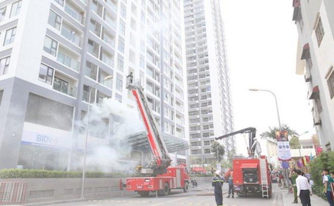 Hà Nội: Mở đợt kiểm tra công tác phòng cháy, chữa cháy