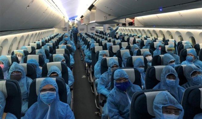 Ưu tiên đưa khoảng 14.000 công dân Việt Nam ở nước ngoài về nước