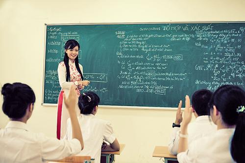 Sẽ sửa đổi định mức học sinh/lớp trong năm 2020