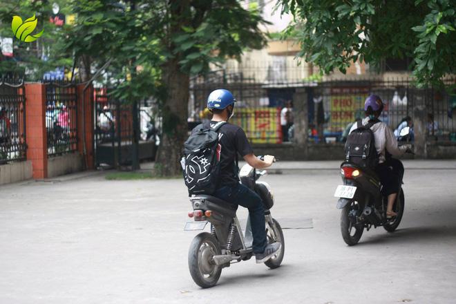 Sinh viên đăng ký biển số xe Hà Nội: Kết thúc từ 01/8/2020