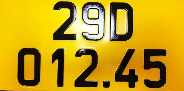 Biển số xe, phân biệt biển số xe, biển số xe các tỉnh trong cả nước 7