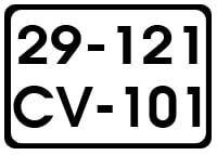 Biển số xe, phân biệt biển số xe, biển số xe các tỉnh trong cả nước 12