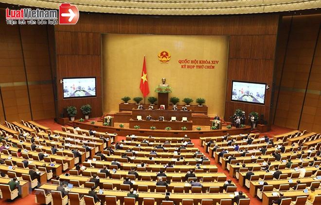 Quốc hội thông qua 10 Luật với nhiều điểm mới đáng chú ý