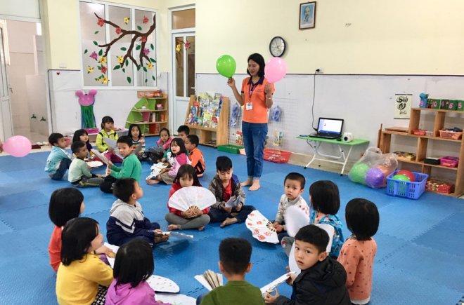 Thời gian thu học phí mầm non công lập Hà Nội không quá 8 tháng