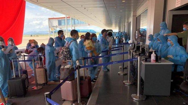 khôi phục chuyến bay Việt Nam và Trung Quốc