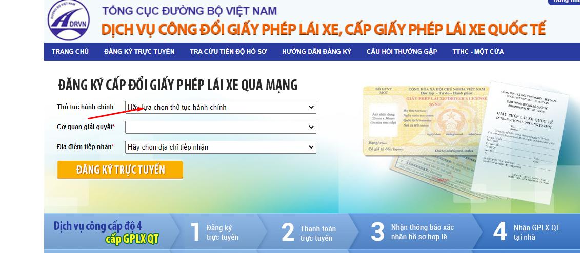Website-cua-tong-cuc-duong-bo-viet-nam