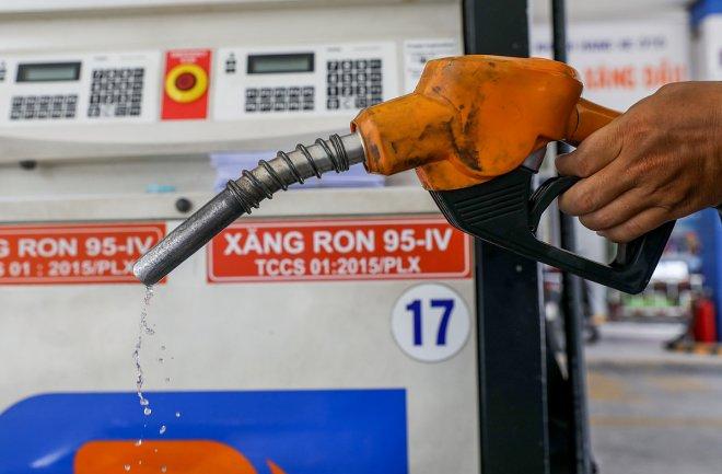 Giá xăng dầu từ 15h ngày 28/7